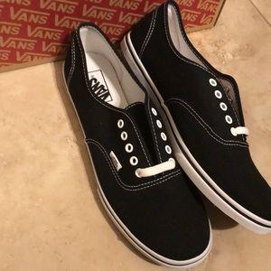 Vans authentic -black